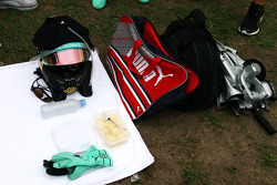El kit de la carrera de Nico Rosberg, Mercedes AMG F1 en la red