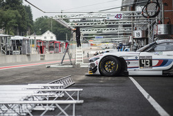 #43 ROAL Motorsport BMW Z4
