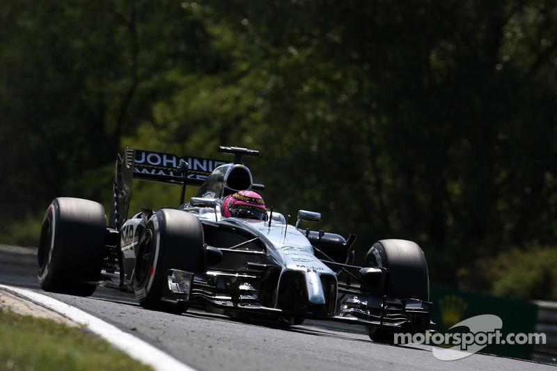 Jenson Button , McLaren F1 Team