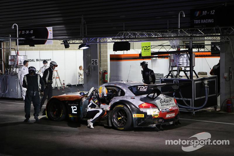#12 TDS Racing 宝马 Z4: 亨利·阿西, 尼基·卡茨伯格, 延斯·克林曼, 皮埃尔·蒂里耶