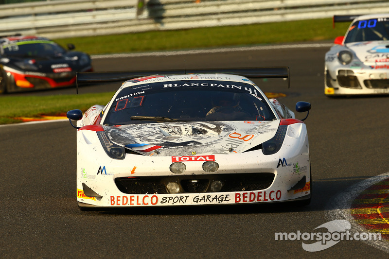 #41 Sport Garage 法拉利 458 Italia: 乔治·卡巴内斯, 贝纳德·德莱,  迈克尔·阿尔伯特