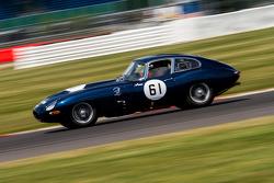 #61 Jaguar E-Tipi: Geoffrey Lewis, Steve Farthing