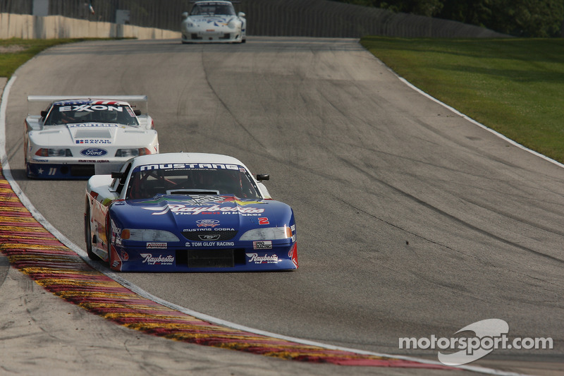 #2 1994 Ford Mustang T/A: Dorsey Schroeder