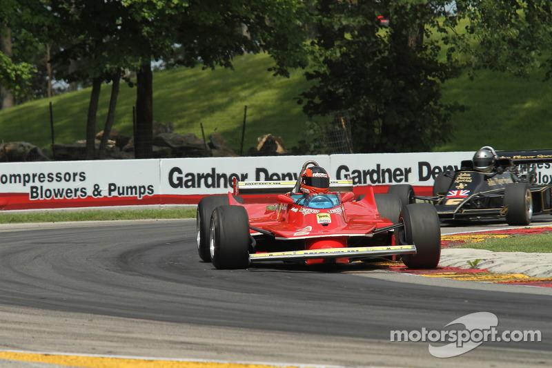 #2 1980 法拉利 312 T5:Bud Moeller