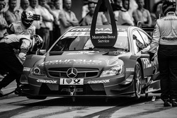 Robert Wickens, HWA DTM 梅赛德斯 AMG C-Coupé