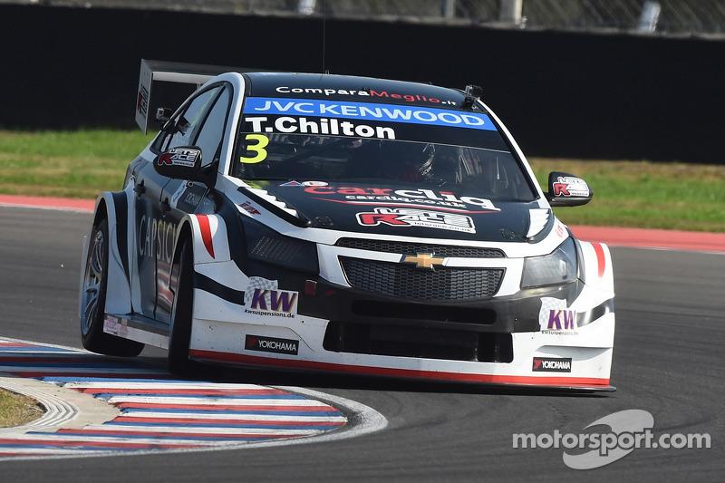 Tom Chilton, Chevrolet Cruze RML TC1, ROAL Motorsport