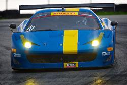 #10 DragonSpeed Ferrari 458 GT3 İtalya: Henrik Hedman