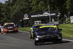 #43 Intersport Racing BMW E92 V8: Anna Walewska, Kevin Clarke
