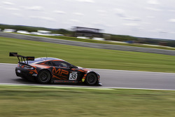 #38 MP Motorsport AMR Aston Martin Vantage GT3: Mark Poole, Richard Abra