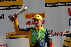 Third place Colin Turkington
