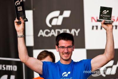 L'académie du championnat 2014 GT Europe