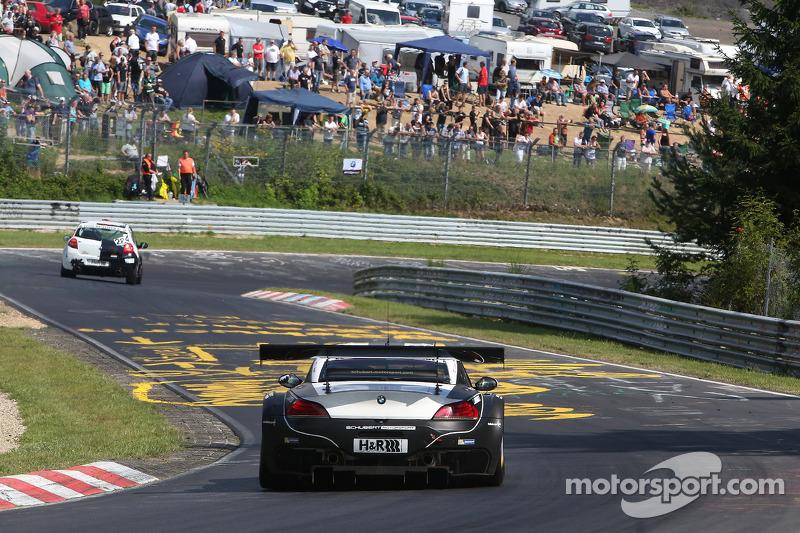#20 BMW Sports Trophy Team Schubert, BMW Z4 GT3: Dominik Baumann, Thomas Jäger, Max Sandritter, Jens