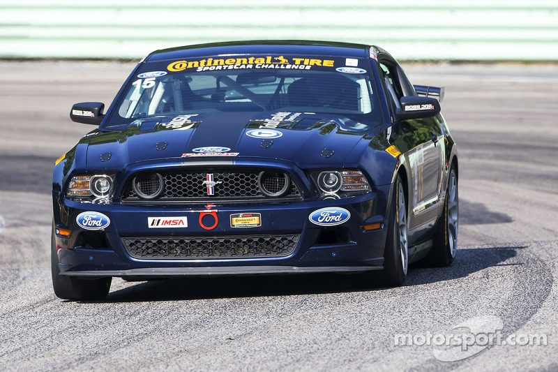 #15 Multimatic Motorsports Mustang Boss 302R: Jade Buford, Scott Maxwell