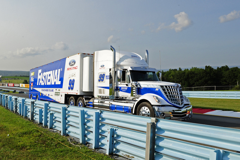Hauler di Carl Edwards, Roush Fenway Racing Ford