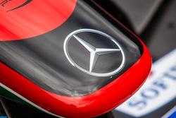 Prema Powerteam Dallara F312 Mercedes neus detail