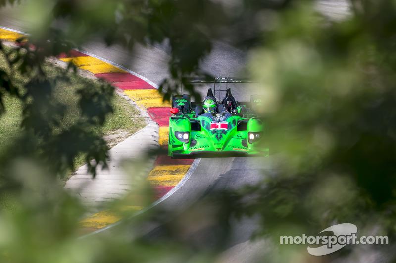 #1 Extreme Speed Motorsports HPD ARX-03b: 斯科特·夏普, 瑞恩·迪埃尔