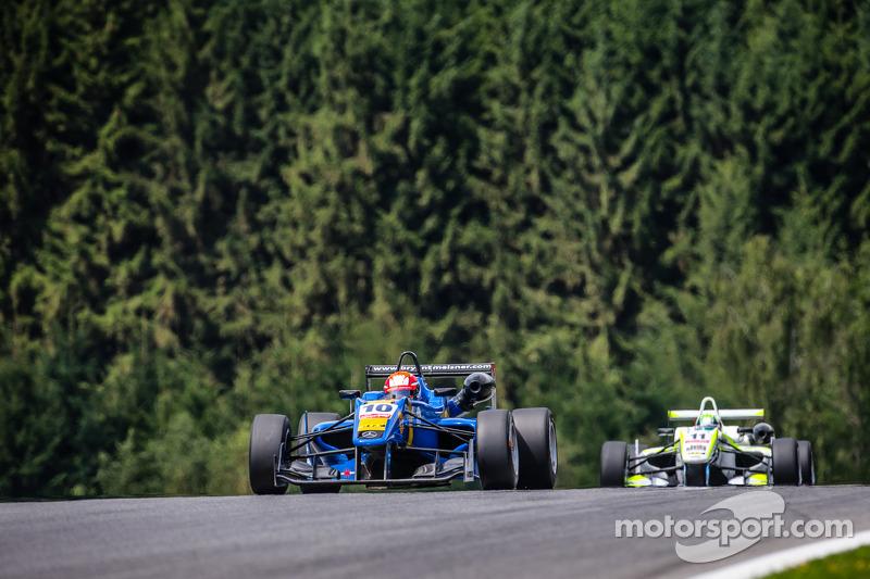John Bryant Meisner-, Fortec Motorsports Dallara F312 Mercedes