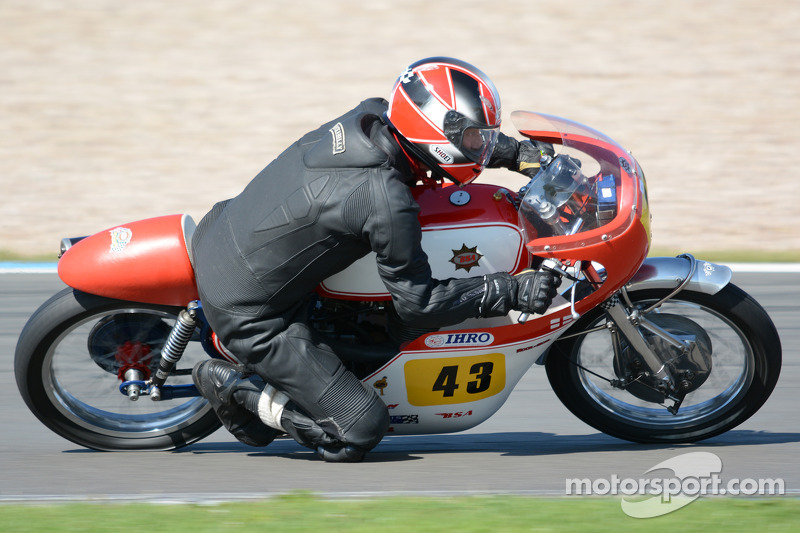 Gary Watts, BSA Goldstar RR 500cc