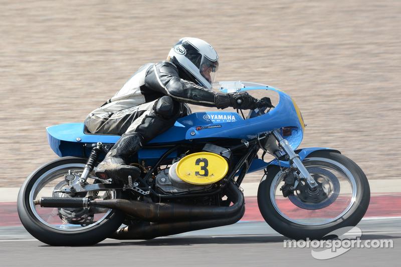 凯斯·布朗,雅马哈450cc