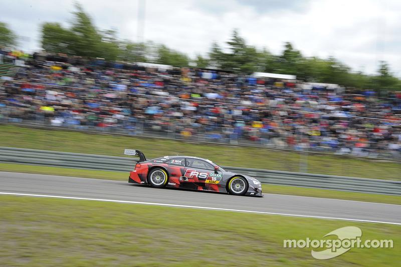 Edoardo Mortara, Audi Sport Takımı Abt, Audi RS 5 DTM