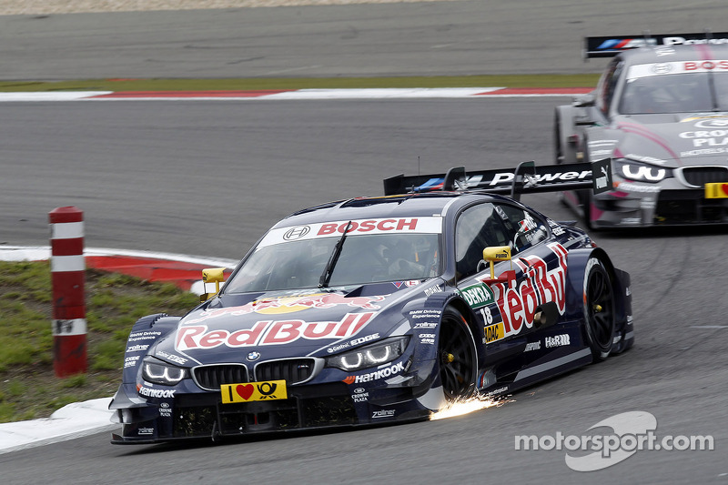 DTM, Nürburgring 2014: Antonio Felix da Costa, MTEK, BMW M4