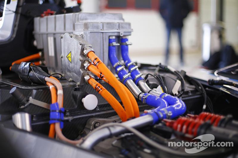 Spark-Renault STR_01E centralina