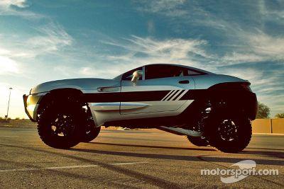 Maserati Rally Fighter