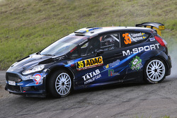 Pontus Tidemand ve Emil Axelsson, Ford Fiesta R5