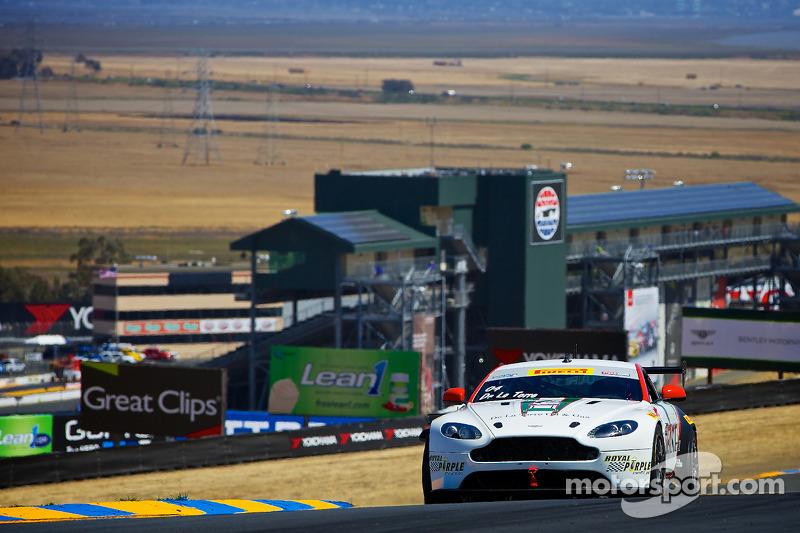 #04 TRG-AMR Aston Martin Vantage GT4: Jorge De La Torre