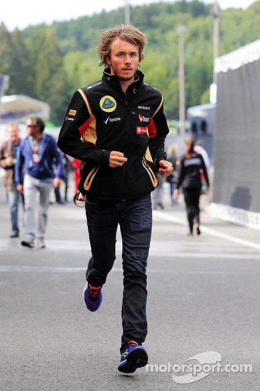 Charles Pic, Lotus F1 Takımı Üçüncü Pilotu
