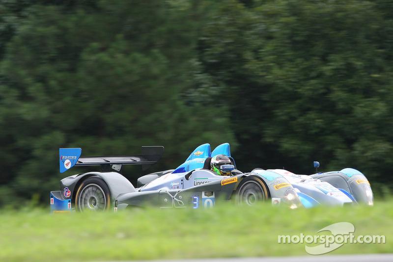 #09 RSR Racing Oreca FLM09 Chevrolet: Bruno Junqueira, Duncan Ende, Ryan Lewis