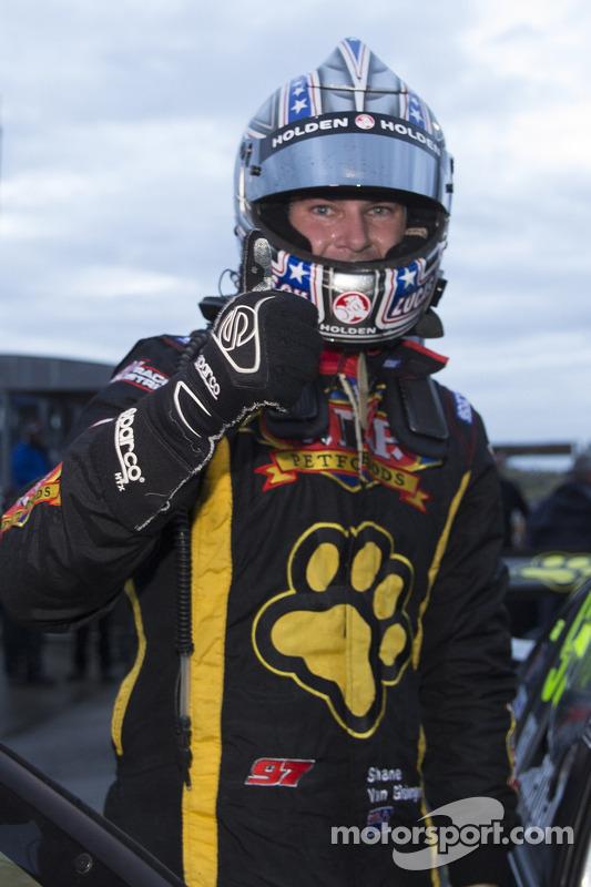 Vencedor da corrida Shane van Gisbergen, Tekno Team VIP