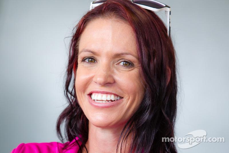 #04 BMI Racing 雪佛兰 Sonic: 莎拉·伯吉斯