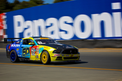 #60 Roush Road Racing Ford Mustang Boss 302R: Jack Roush, Jr.