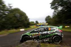 Yurii Protasov and Pavlo Cheperin, Ford Fiesta R5