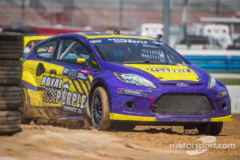 #00 Royal Purple Racing / OMSE2 福特嘉年华 ST: 斯蒂夫·阿尔平