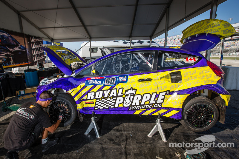 #00 Royal Purple Racing / OMSE2 Ford Fiesta ST