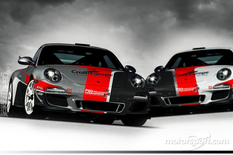 Romain Dumas ontwikkelt nieuwe Porsche RGT