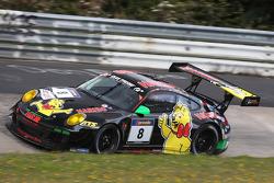 #8 Haribo Racing Team, Porsche 911 GT3 R: Norbert Siedler, Uwe Alzen, Mike Stursberg