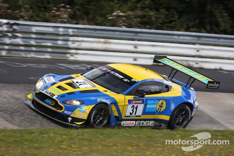#31 阿斯顿马丁 Vantage GT3: 斯蒂芬·穆克, 佩德罗·拉米
