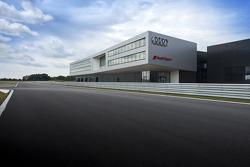 Apertura officiale dell'Audi Neuburg