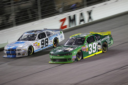 David Ragan and Ryan Sieg