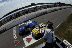 Ryan Blaney wins ahead of German Quiroga