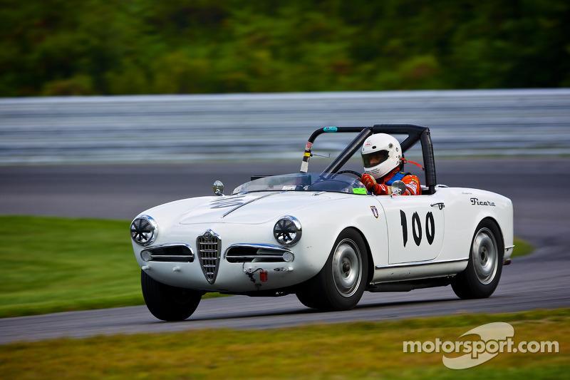 1959 Alfa Romeo Spider Veloce