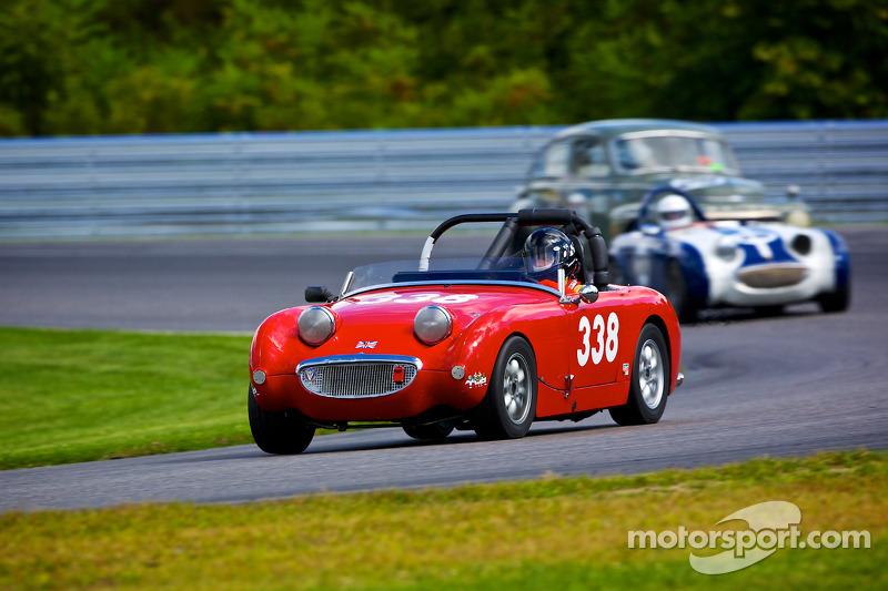1961 Austin-Healey Sprite