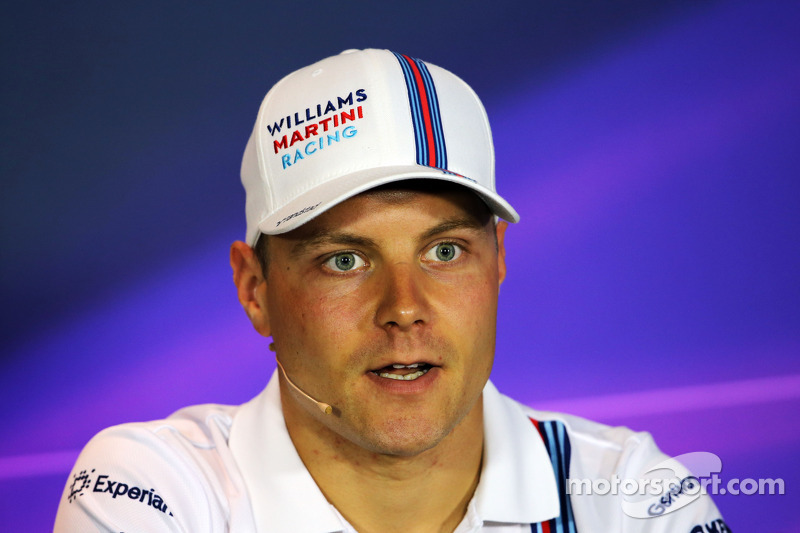 Valtteri Bottas, Williams alla conferenza stampa FIA