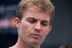 尼克·罗斯伯格, 梅赛德斯AMG F1车队