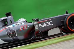 Giedo van der Garde, derde rijder, Sauber F1 Team