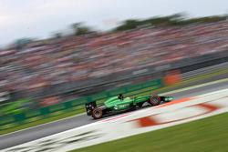 Roberto Merhi, Caterham, Ersatzfahrer