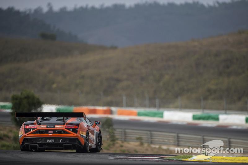 #3 G-Drive Racing 兰博基尼 LFII: 罗曼·鲁斯诺夫, 托马斯·恩格